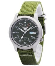 Seiko 5 Military Automatic Nylon SNK805K2 SNK805k Men's Watch