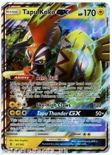 Tapu Koko GX 47/145 JUMBO OVERSIZED Holofoil Mint Pokemon Card