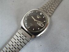 Vintage Seiko 6119-7100 Automatic Watch 21 Jewel - Serial Number 915991