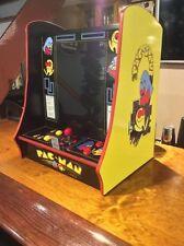 Pac-Man Bar Top Arcade Machine 60 in 1 Classic Games Joystick w/ Buttons