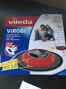 VILEDA Virobi Slim Staubwischroboter - Neu - OVP