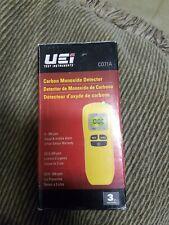 UEI TEST INSTRUMENTS Carbon Monoxide Detector, CO71A