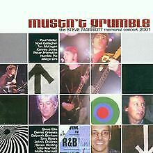Mustn't Grumble - Steve Marriott Memorial Concert 2001 von... | CD | Zustand gut