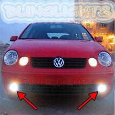 2002 2003 2004 2005 Volkswagen VW Polo Mk4 9N Xenon Halogen Fog Lamps Lights Kit