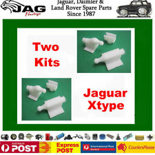 2 X Jaguar X-Type Xtype Headlamp Headlight Adjuster Repair kit with instructions