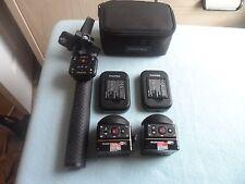 Kodak SP360 4K Camcorder -  Black (Dual PRO Pack)