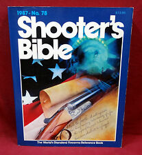 Book Lot of Two Shooter's Biblse , No. 79 & 78, 1987 & 1988