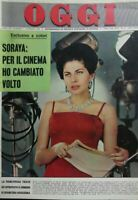 OGGI N.2 1964 SORAYA