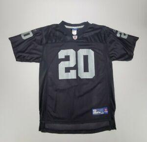 Oakland Raiders Darren McFadden #20 Jersey Youth Size XL 18-20 Reebok
