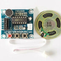 ISD1820 Recording Module Voice Module The Voice Board Integrated Circuits Audio