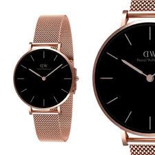 Daniel Wellington DW00100161 Classic Petite Sterling Rose Milanaise Damen Uhr