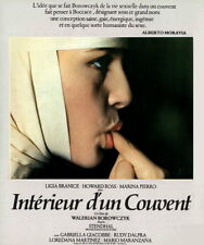 BEHIND CONVENT WALLS  (1978) * with switchable English and Spanish subtitles *