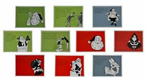 Sommeecards Holiday Assorted Cards and Envelopes 15 Pack