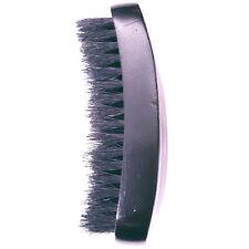 Diane #D1002 Military Curved 100% Soft Boar Bristle Hair Brush
