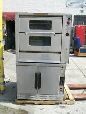 Gas Convection Oven. top one ,115 V Motor,Montique ,S/S 900 Items On E Bay