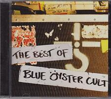 THE BEST  OF BLUE OYSTER CULT - CD  - NEW
