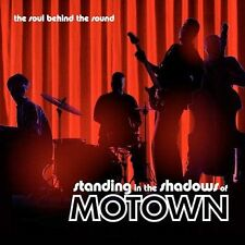 Standing in The Shadows of Motown Movie Soundtrack CD VG Condition