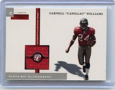 2005 TOPPS PRISTINE #PPC-CW CADILLAC WILLIAMS JERSEY RC #212/1000 - BUCCANEERS