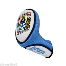 COVENTRY CITY FC GOLF EXTREME PUTTER HYBRID HEADCOVER