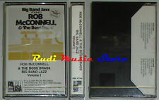 MC ROB McCONNELL & THE BOSS BRASS BIG BAND JAZZ VOLUME 1 SIGILLATA cd lp dvd vhs