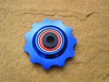 MT ZOOM BLUE Ceramic Bearing Derailleur Jockey Wheel x1 11T shimano KCNC sram