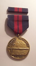 1919 U.S. Marine Corps Second Haitian Campaign Medal with RIBBON