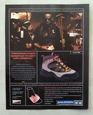 C125-Advertising Pubblicità-1998- SALOMON SCARPA MULTI SPORT