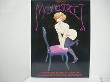 Monastreet Frollo The secret books of Glamour Glamour International Pr.  ( BA9 )