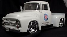 Large scale 1/24 custom D&RGW MOW pickup truck vehicle