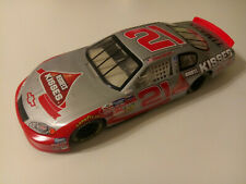 ACTION 2004 KEVIN HARVICK #21 CHEVY HERSHEY'S KISSES TIMKEN NASCAR 1:18