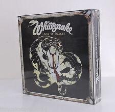 WHITESNAKE - BIG BOX O' SNAKES SUNBURST YEARS 1978-1982 9CD + DVD + White Vinyl