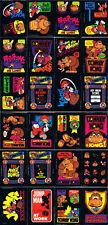 24 Donkey Kong Sticker - Nintendo 1982 - Super Mario / Game & Watch  (DKR3)