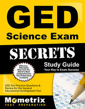 GED Science Exam Secrets Workbook