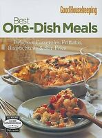 Good Housekeeping: Best One-Dish Meals: Delicious Casseroles, Frittatas, Roasts,