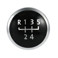 106022 Pomello Del Cambio Stemma 5-GANG per VW Vans V T5 Colori Cromo Copertura
