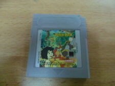 The jungle book - Game Boy Gameboy GB - PAL