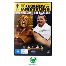 WWE - Legends Of Wrestling Hulk Hogan & Bob Backlund (DVD) Sports - Region 4