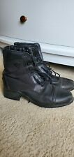 Womens Ariat Paddock Boots 8.5