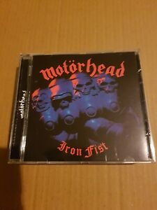 Motorhead-Iron First