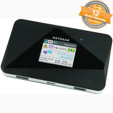 Netgear Aircard 785S Mobile Broadband Hotspot with Super Fast 4G LTE in Black