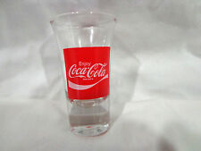 coco-cola shot glass /Atanta