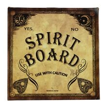 Zeckos Nemesis Now Celestial Antique LOOK Wooden Spirit Board