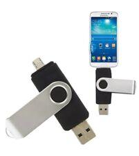 Pen drive 64 gb Micro USB Stick 2 in 1 Micro USB ideale per PC e Android