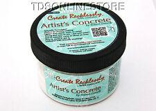 Create Recklessly Artist's Concrete 8oz Jar