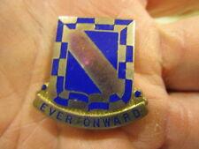 Vintage 553rd Armored Infantry Battalion Pinback DI