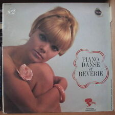 FRANKIE DONATO PIANO DANSE ET RÊVERIE N°2 CHEESECAKE COVER FRENCH LP RIVIERA