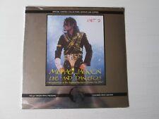 MICHAEL JACKSON Live And Dangerous Part 2 Live Bucharest LP SEALED LTD EDITION