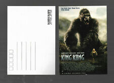 official KING KONG promotional  postcard    NEW        a