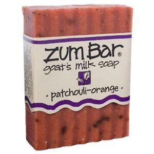 Zum Bar Goat's Milk Soap Patchouli Orange