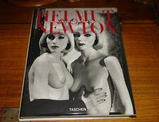 HELMUT NEWTON-WORK BY JUNE NEWTON,FRANCOISE MARQUET&M.HEITING